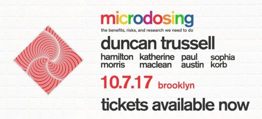 Microdosing event