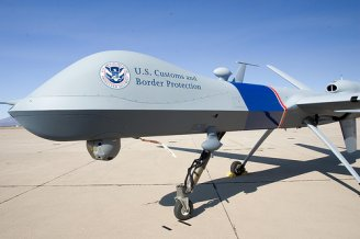 customs and border protection drone photo