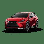 Lexus-NX-table