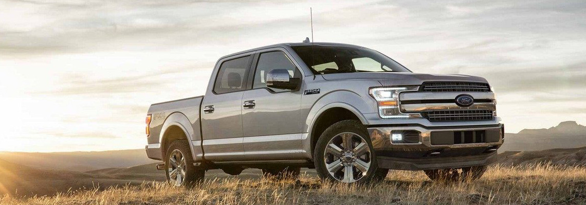 2018 Ford F-150 at Mosher Motors