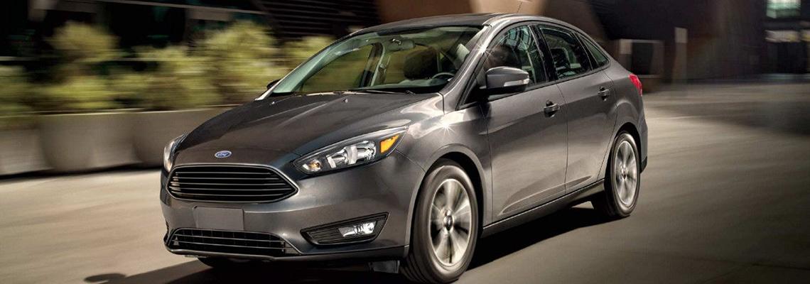 2018 Ford Focus at Mosher Motors
