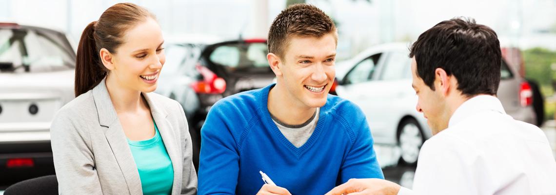 Vehicle financing at Mosher Motors
