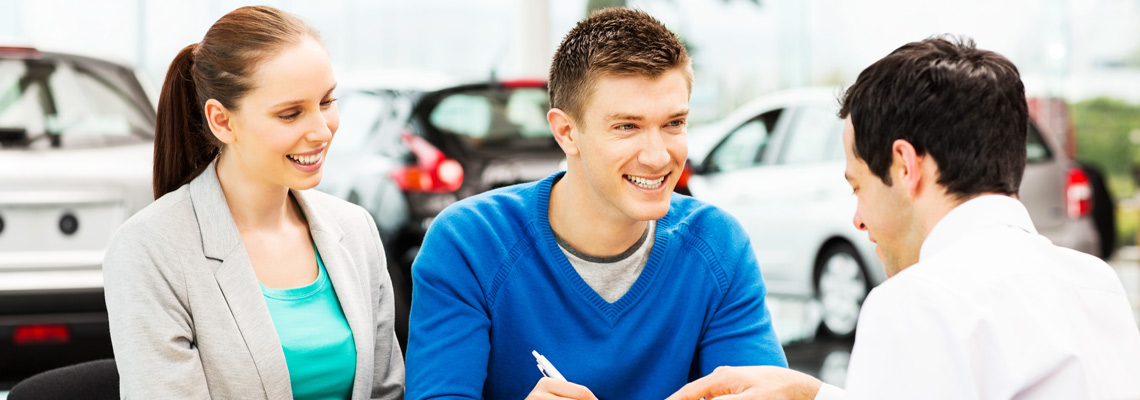 Vehicle financing at Mosher Motors