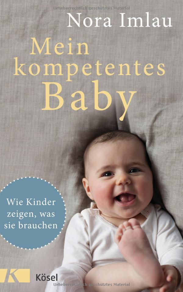"""Buchcover """"Mein kompetentes Baby"""" von Nora Imlau"""