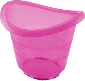 Bieco Badeeimer in rosa