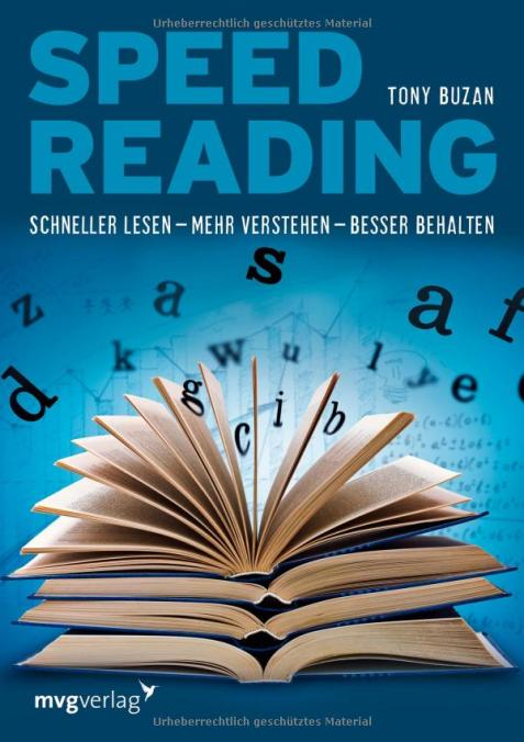 Speed Reading von Tony Buzan