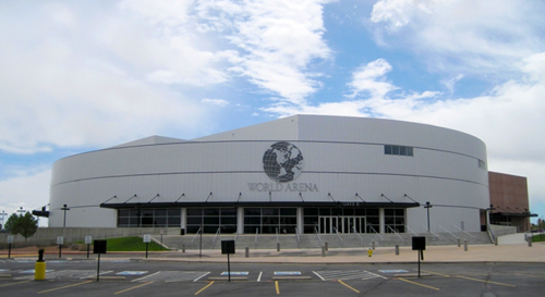 Broadmoor World Arena