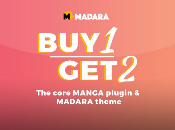 Madara - WordPress Theme for Manga - 4