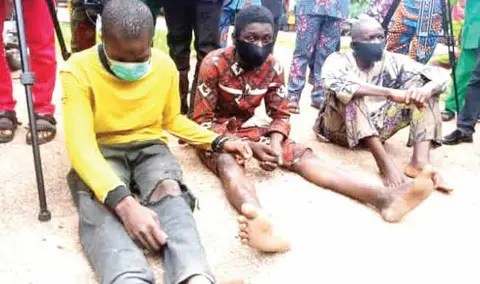 Ritual killers: Police caught napping as Ibadan community's hope stands on hunters, OPC