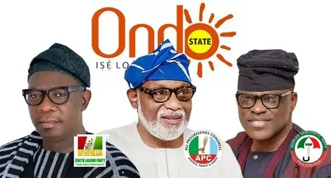 ONDO DECIDES: APC accuses PDP, ZLP of creating tension in the State ahead of the poll