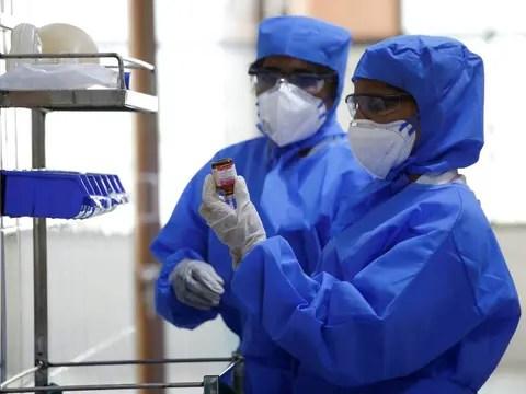 WHO Reiterates That Coronavirus Is Not An Airborne Disease. 1