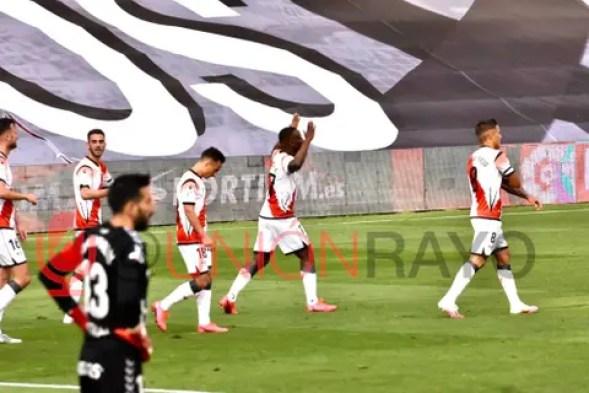 Rayo Vallecano 1 - Albacete 0: 'La nueva normalidad es Advíncula ...