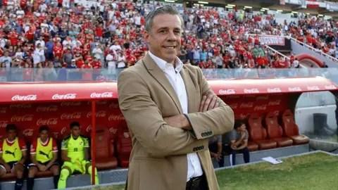 "Pusineri: ""Nunca se me pasó por la cabeza la idea de irme de Independiente""  - TyC Sports"