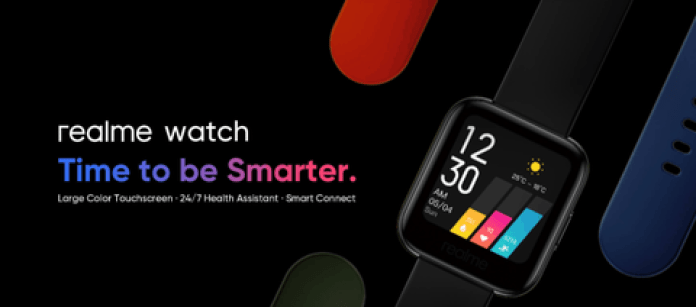 Realme Watch renders and features revealed - Gizchina.com