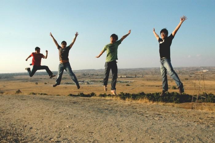 Jump Boys Jump!