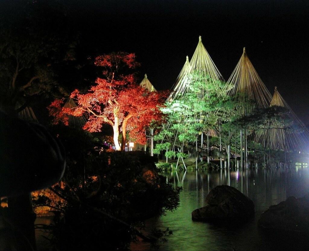 Yukitsuri+ kouyou- 霞ヶ池2
