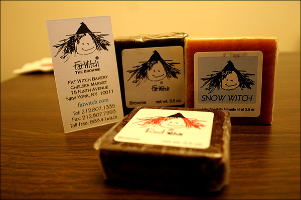 Snow Witch, Red Witch, and Fat Witch
