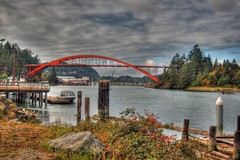 Rainbow Bridge HDR