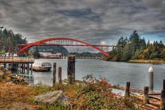 Rainbow Bridge HDR