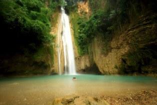 Mantayupan Falls Second Level