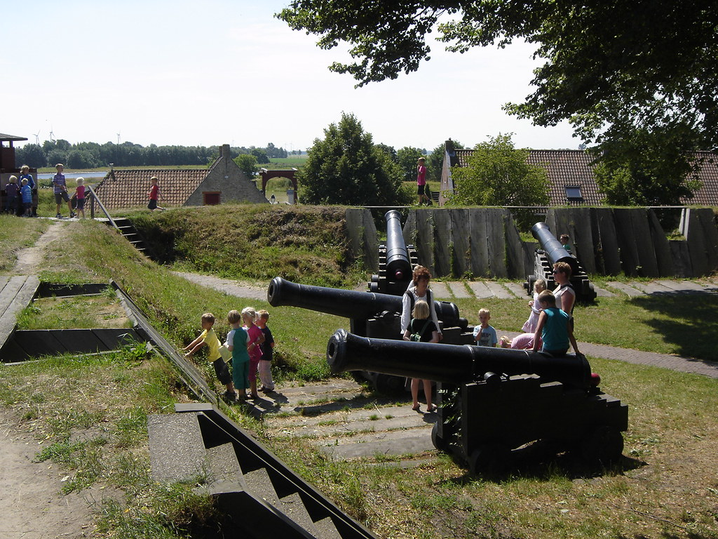 Fortifications in Bourtange