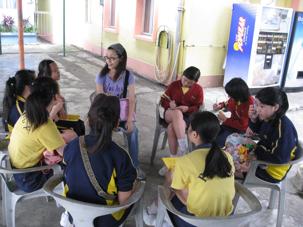 五旬節于良發小學 09-10   Suen Douh Camp   Flickr