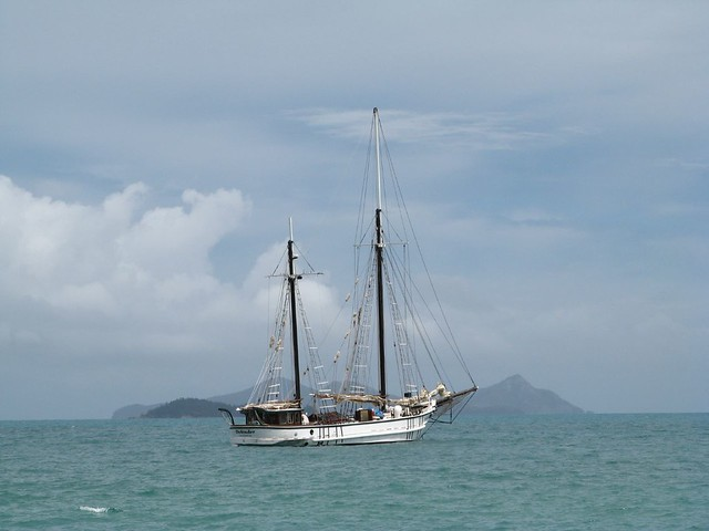 our ship The Tall Ship Defender