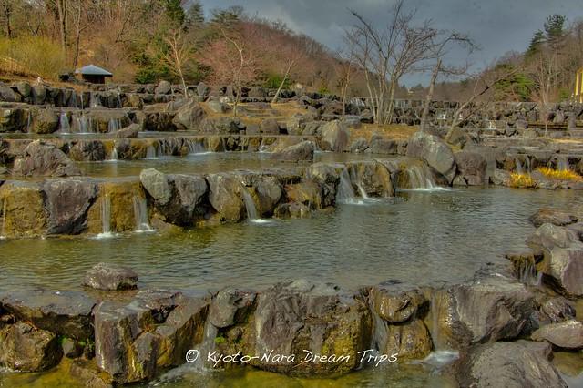 Keihanna Memorial Park in Seika-cho, Kyoto-fu!