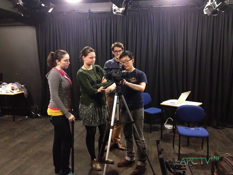 APC TV Productions Technical Training