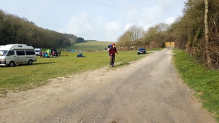 Pleasant Rise Campsite, Alfriston