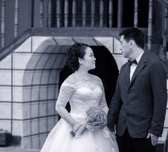Peggy & Wangleng