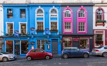 Victoria street shops