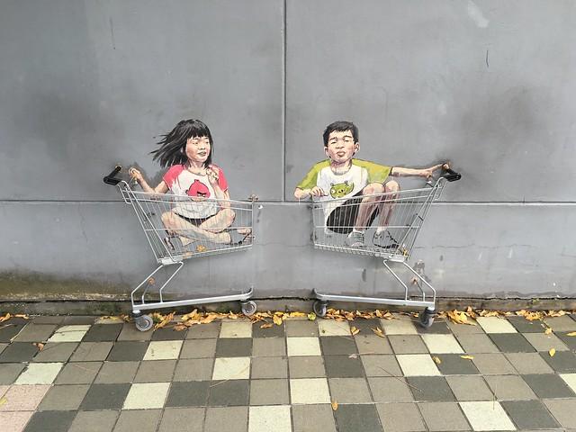 Kampong Glam street art