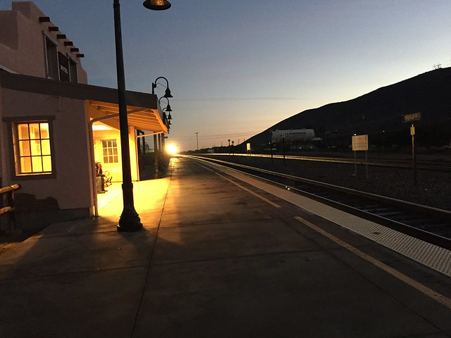 Metrolink Open-Jaw: Santa Clarita to Moorpark