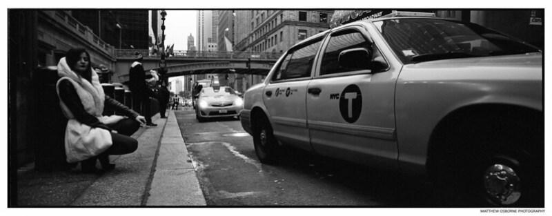Hasselblad XPan NYC