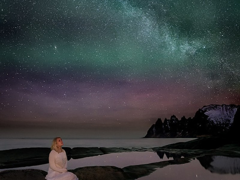 Princess of the northern skies