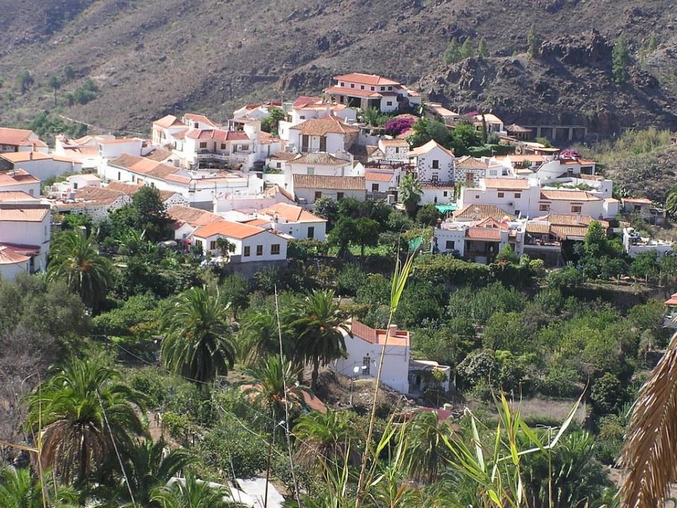 pueblo de Fataga isla de Gran Canaria 03