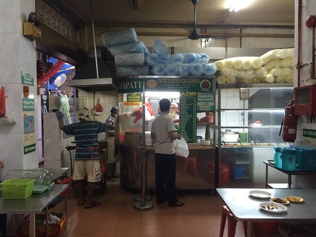Azmi Chappati Thye Chong Restaurant