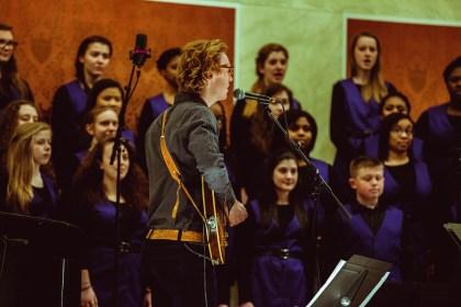 Brooklyn Youth Choir w/ Richard Reed Parry