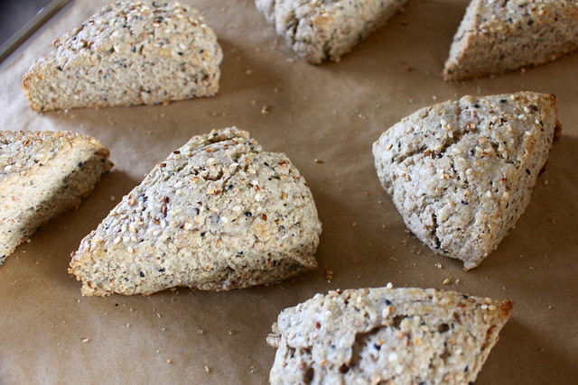 Chinese 5-Spice Scones - 16