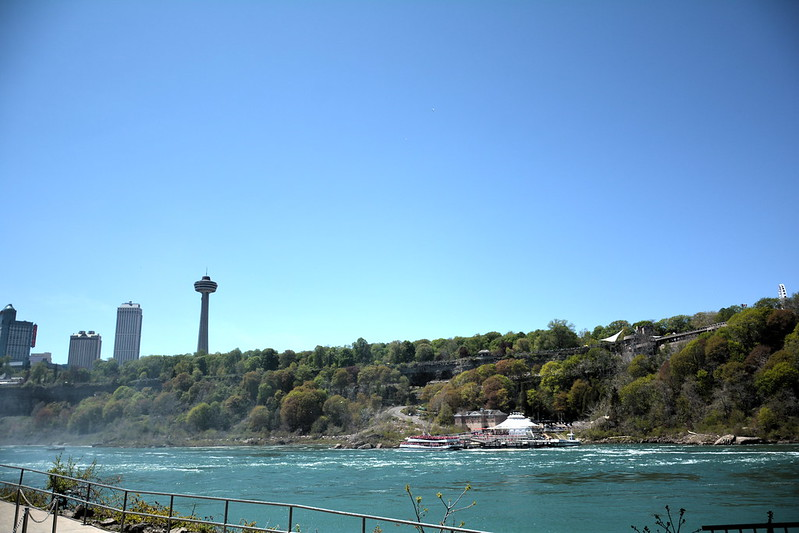 Waiting for the Maid of the Mist