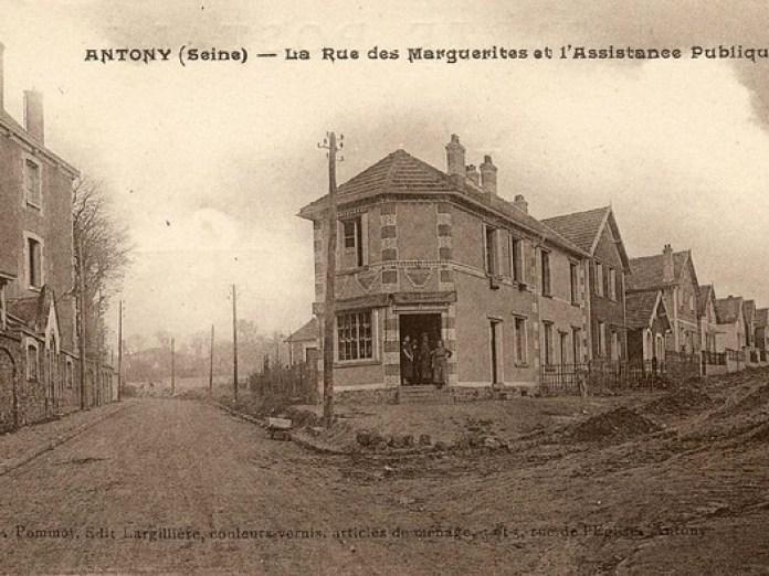 Antony rue des marguerites et assistance publique (2)