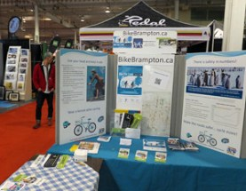 BikeBrampton | Toronto International Bicycle Show Success