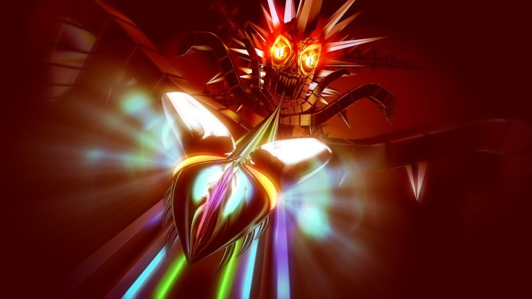 Thumper on PS4 play at home