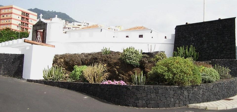 Castillo de Santa Catalina Santa Cruz de la Palma 01