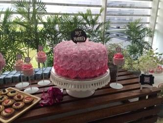 Pink Wedding Set