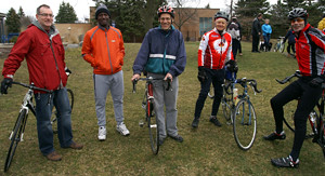 2016 13 Brampton Cycling Club Cycling Infrastructure Announcement_300