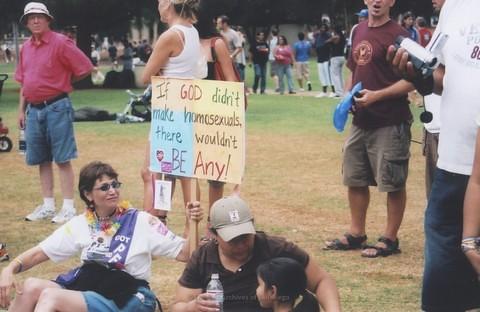 San Diego LGBTQ Pride Parade, 2006