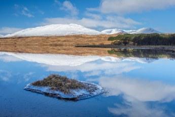 Reflections, Loch Tulla