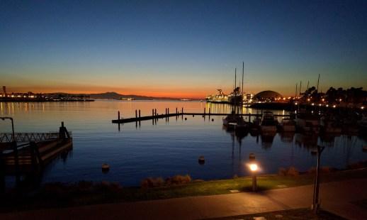 Long Beach Sunrise - Nexus 6P